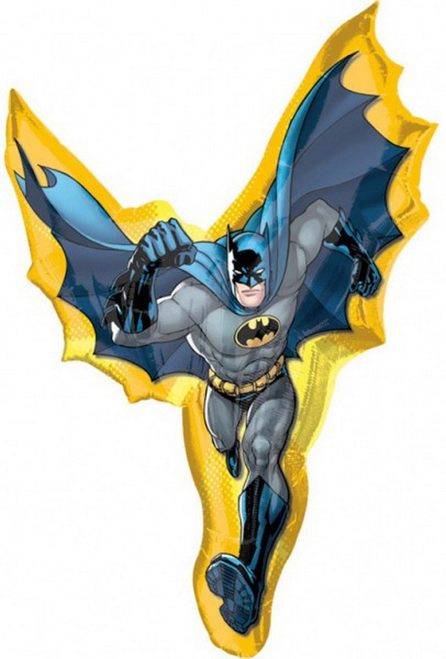Batman Fólia lufi 99 cm