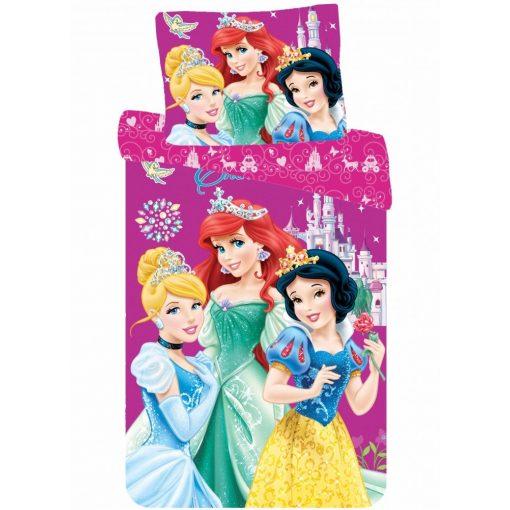 Disney Hercegnők ágyneműhuzat 140×200cm, 70×90 cm