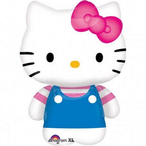 Hello Kitty Fólia lufi 76 cm