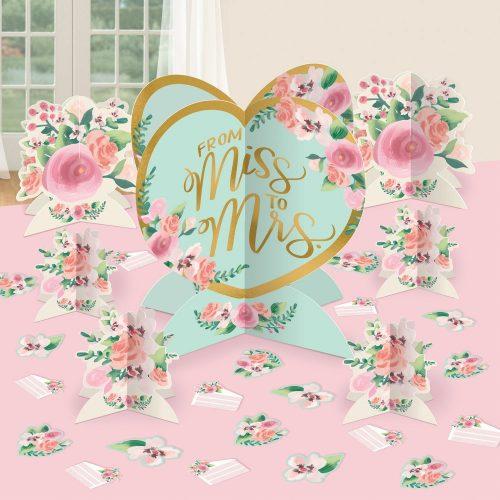 Wedding Asztali dekoráció szett