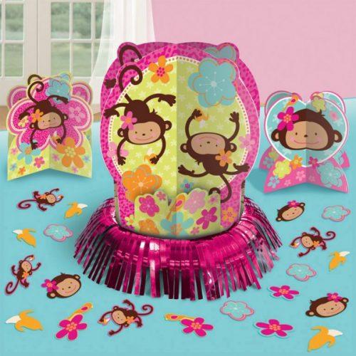 Monkey Love Asztali dekoráció szett