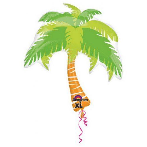Palm tree, Pálmafa fólia lufi 83 cm