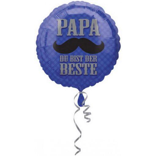 Apa, Te vagy a legjobb Fólia lufi 43 cm
