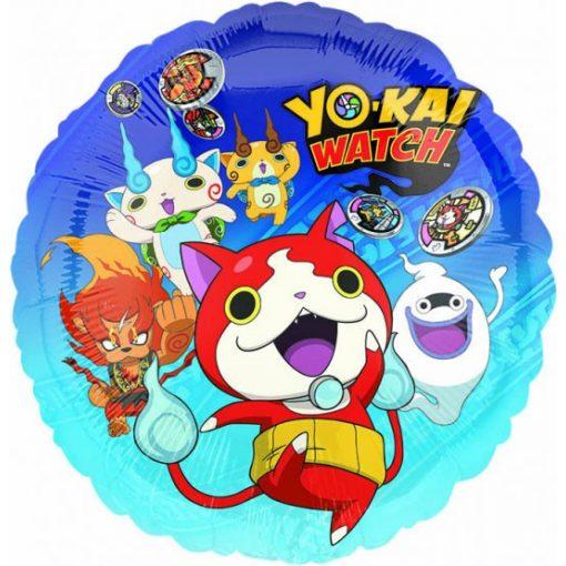 Yo-kai Watch Fólia lufi 43 cm