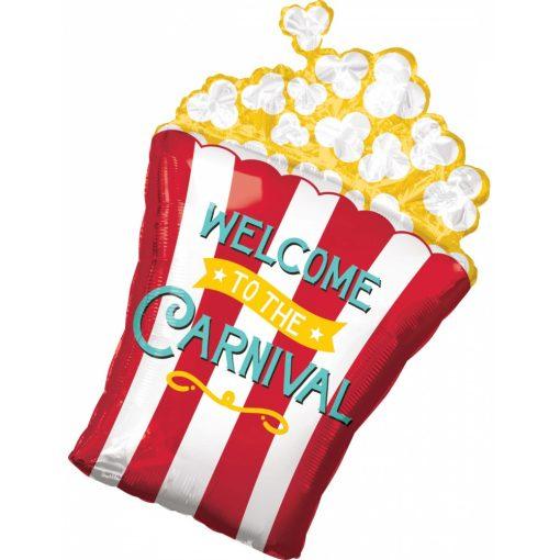 Popcorn Fólia lufi 73 cm