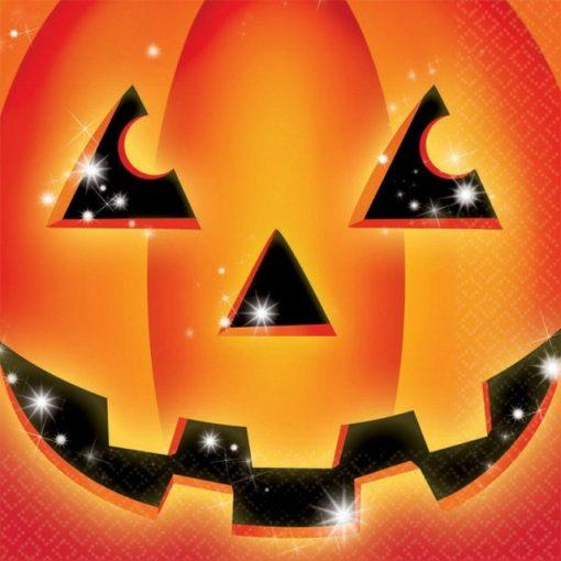 Halloween szalvéta 20 db-os, 33*33 cm