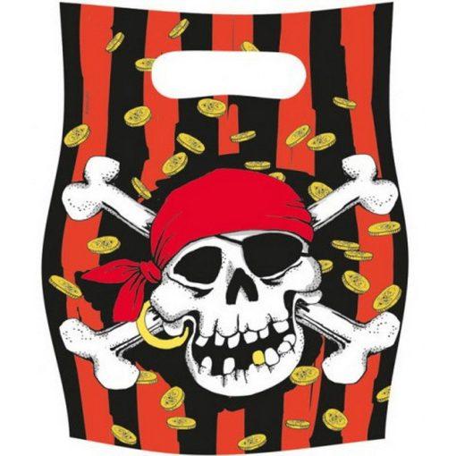 Pirate, Kalóz Ajándéktasak 6 db-os