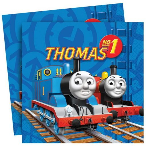 Thomas and Friends szalvéta 20 db-os