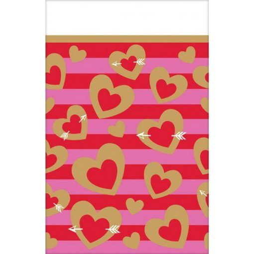 Heart, Szív Asztalterítő 137*259 cm