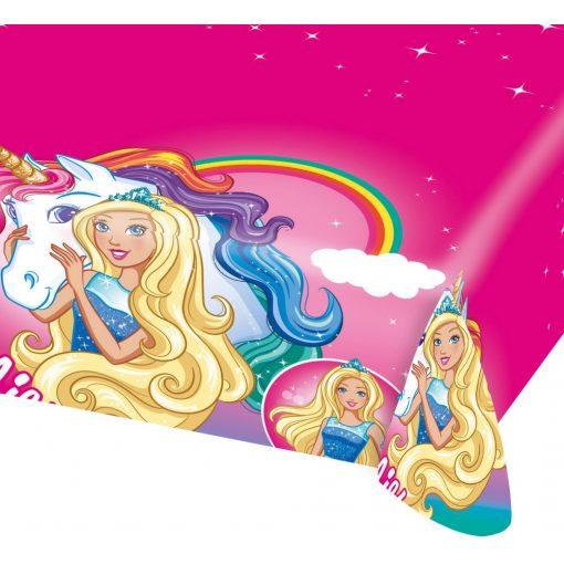Barbie Asztalterítő 120*180 cm