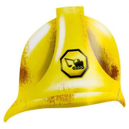 Construction, Építkezés Parti kalap 8 db-os