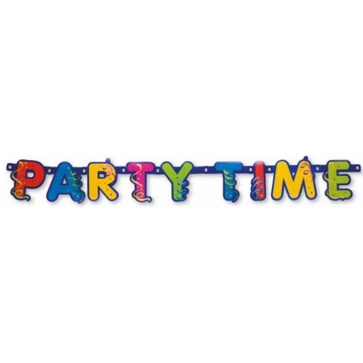 Party Streamers Time felirat