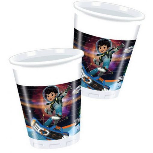 Disney Miles from Tomorrowland Műanyag pohár 8 db-os 200 ml