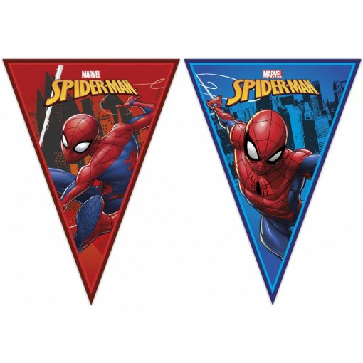 Spiderman Team Up, Pókember zászlófüzér 2,3 m